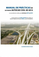 MANUAL DE PRÁCTICAS DE AUTODESK AUTOCAD CIVIL 3D 2013